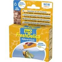 Friandise pour poissons tropicaux et d'eau de mer - Fresh Delica Tetra