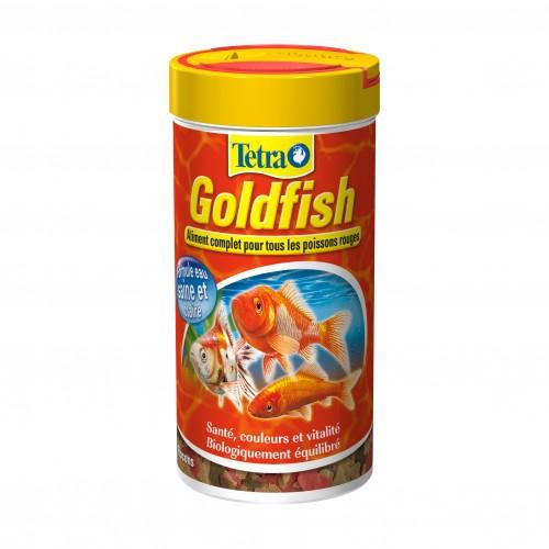 Aliment pour poisson - Goldfish  pour poissons