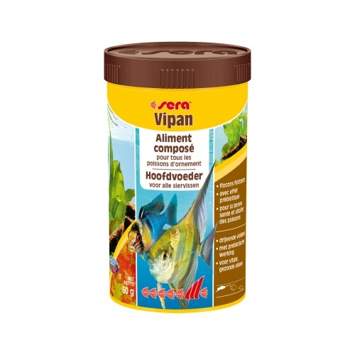 Aliments poissons exotiques - Vipan Sera
