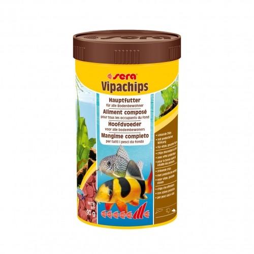 Aliment pour poisson - Vipachips pour poissons