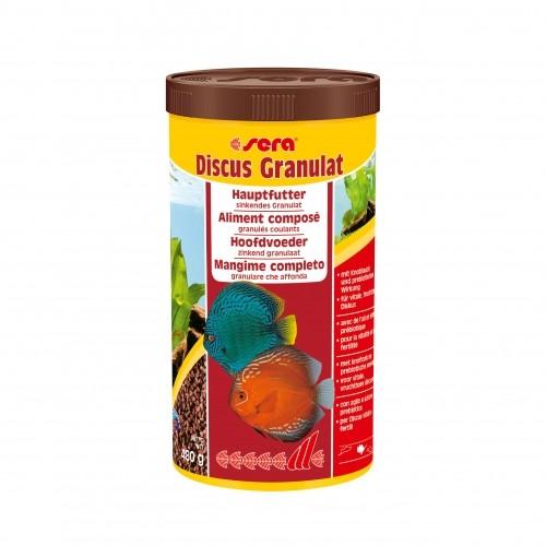 Aliment pour poisson - Discus Granulat pour poissons