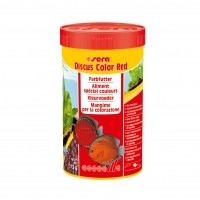 Aliments poissons exotiques  - Discus Red Sera