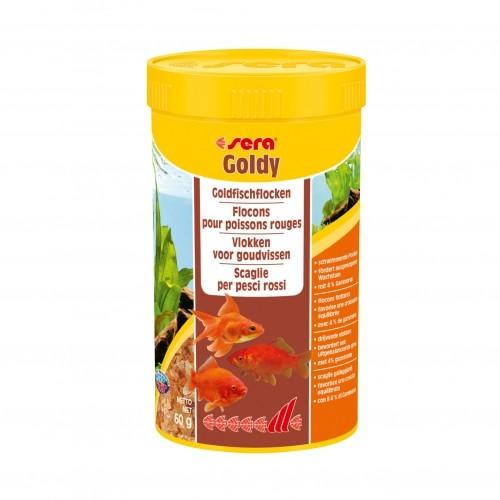 Aliment pour poisson - Goldy pour poissons