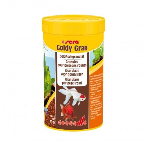 Aliment pour poisson - Goldy gran  pour poissons