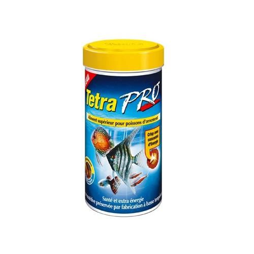 Aliment pour poisson - Tetra Pro Multicrisps pour poissons