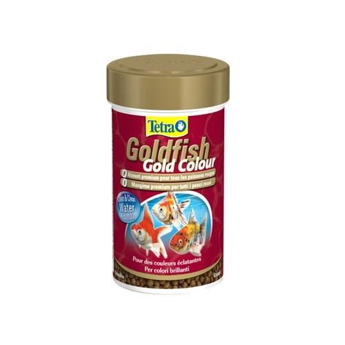 Aliment pour poisson - Goldfish Gold Colour pour poissons