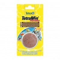 Aliments pour poissons tropicaux - TetraMin Holiday Tetra