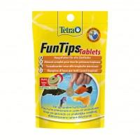 Aliment pour poissons tropicaux - FunTips Tablets Tetra