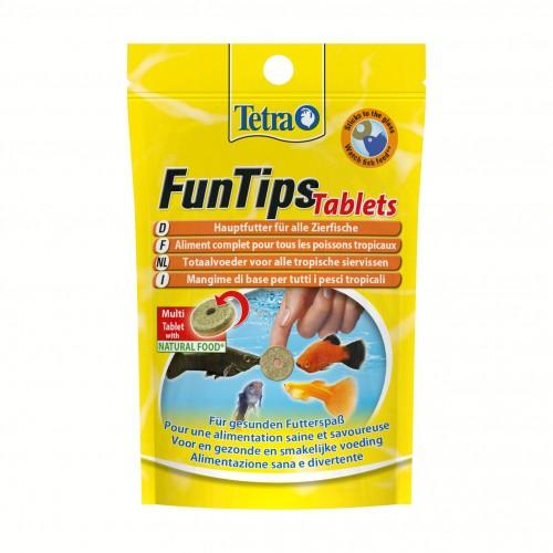 Aliment pour poisson - FunTips Tablets pour poissons
