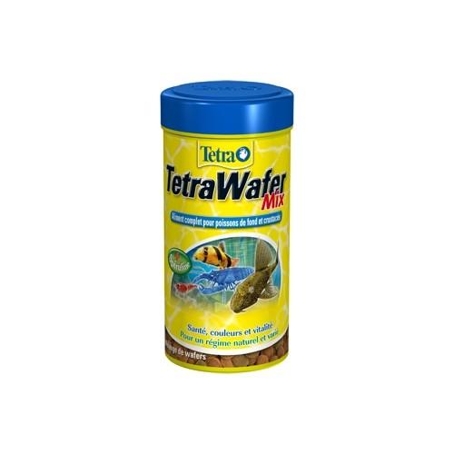Tetrawafer mix aliments pour poissons de fond et for Aliment pour poisson