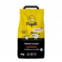 Aliment pour poules - Aliment Complet Croissance Magalli