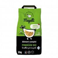 Aliment pour poules - Aliment Pondeuse Bio Magalli