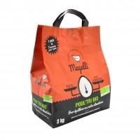 Aliment pour poules - Aliment Poul'tri Bio Magalli