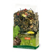 Mélange complet pour lapin nain - Grainless Mix Lapin nain JR Farm