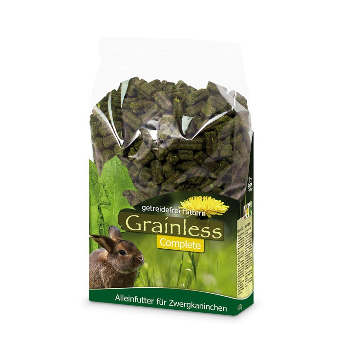 Aliment pour rongeur - Grainless Complete Lapin nain pour rongeurs