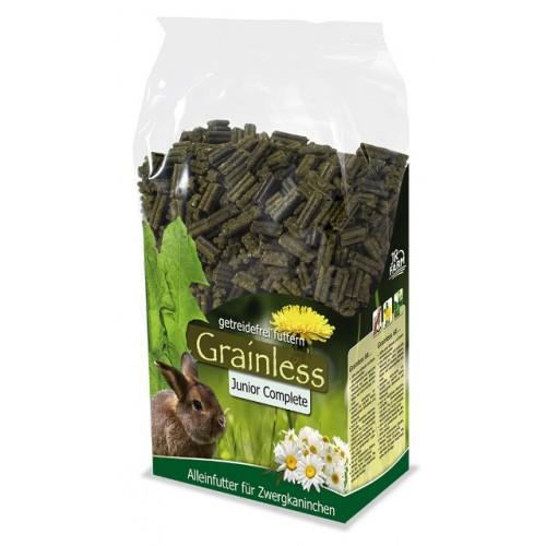 Aliment pour rongeur - Grainless Complete Lapin nain Junior pour rongeurs