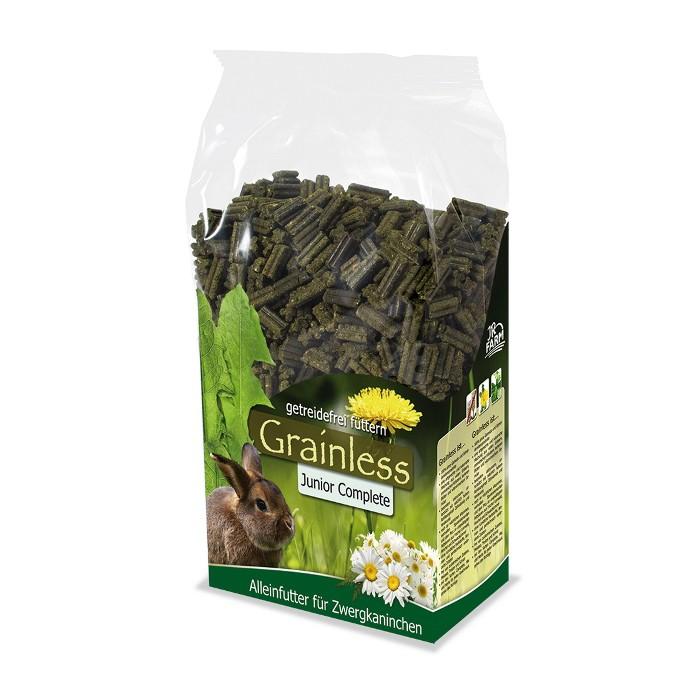 Grainless Complete Lapin nain Junior