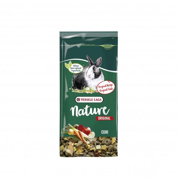 Aliment pour rongeur - Versele Laga Nature Cuni Original pour rongeurs
