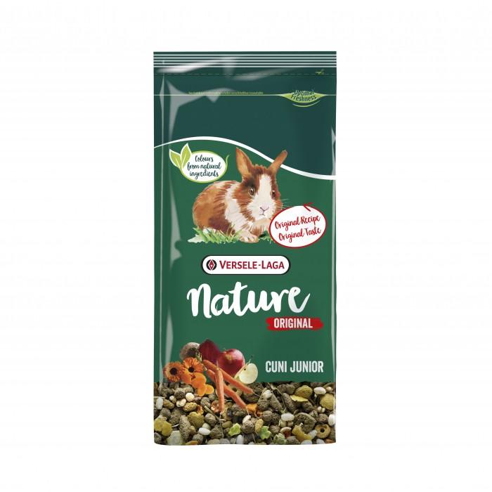 Aliment pour rongeur - Versele Laga Nature Cuni Original Junior pour rongeurs