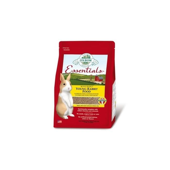 Aliment pour rongeur - Young Rabbit Basics 15/23 pour rongeurs