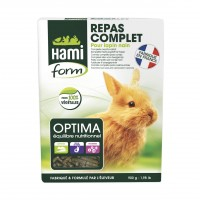 Aliment pour rongeur - Optima lapin nain