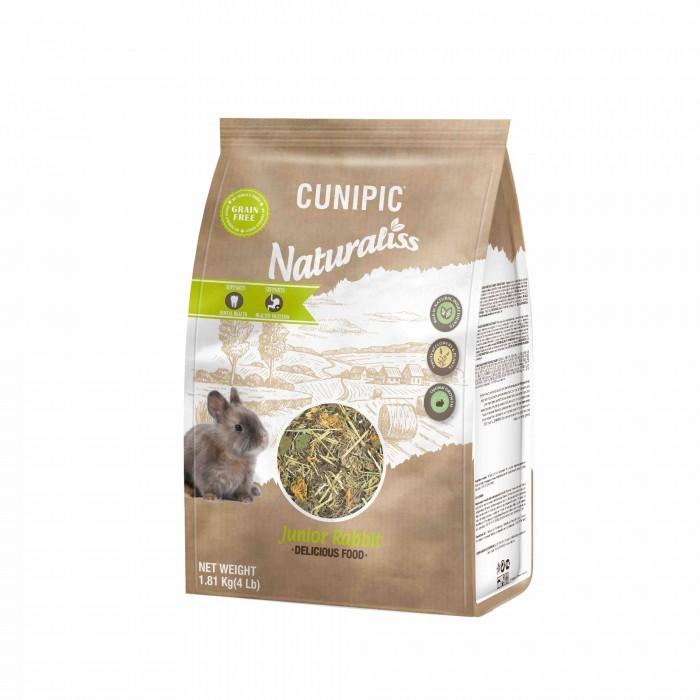 Aliment pour rongeur - Naturaliss Lapin junior pour rongeurs