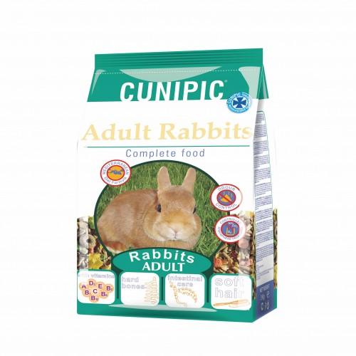 Aliment pour rongeur - Complete Food Adult Rabbits pour rongeurs