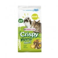 Mélange complet pour lapin - Crispy Muesli - Lapin Versele Laga