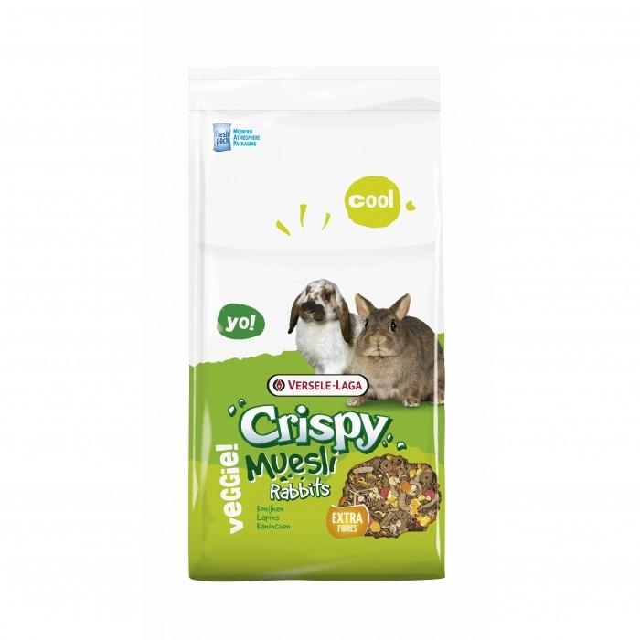Crispy Muesli - Lapin