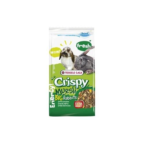 Aliment pour rongeur - Crispy Muesli - Lapin de grande taille pour rongeurs