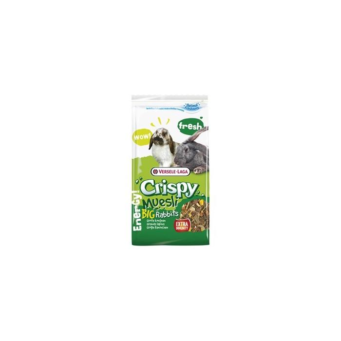 Crispy Muesli - Lapin de grande taille