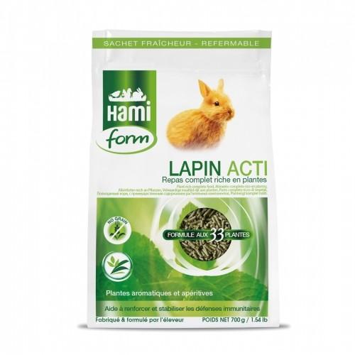 Aliment pour rongeur - Essentia Lapin Acti pour rongeurs