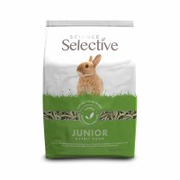 Granulés pour lapins - Selective Lapin Junior Supreme Science