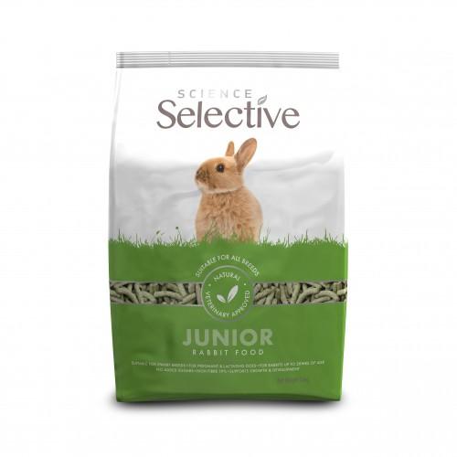 Aliment pour rongeur - Selective Lapin Junior pour rongeurs