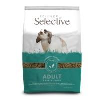 Granulés pour lapins - Selective Lapin Adulte Supreme Science