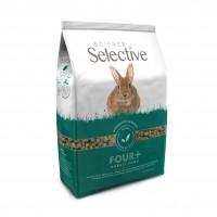 Granulés pour lapins - Selective Lapin Senior 4+ Supreme Science