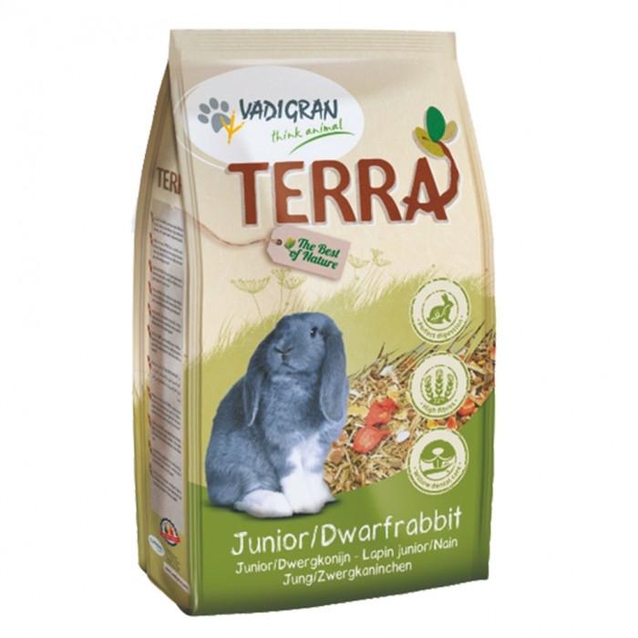 Aliment pour rongeur - Mélange Terra Lapin Nain et Junior pour rongeurs