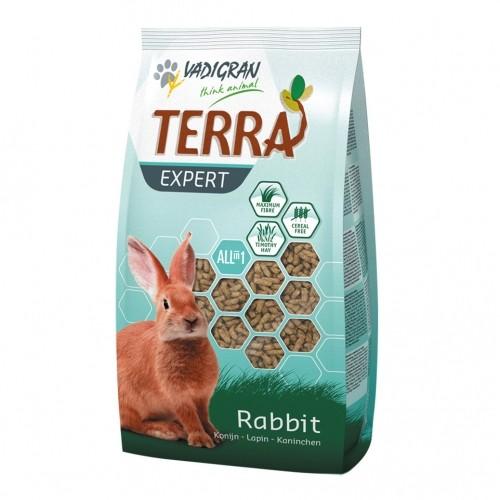 Aliment pour rongeur - Granulés Terra Expert Lapin pour rongeurs
