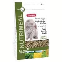 Granulés pour lapins nains adultes - Nutrimeal granulés lapins nains adultes Zolux