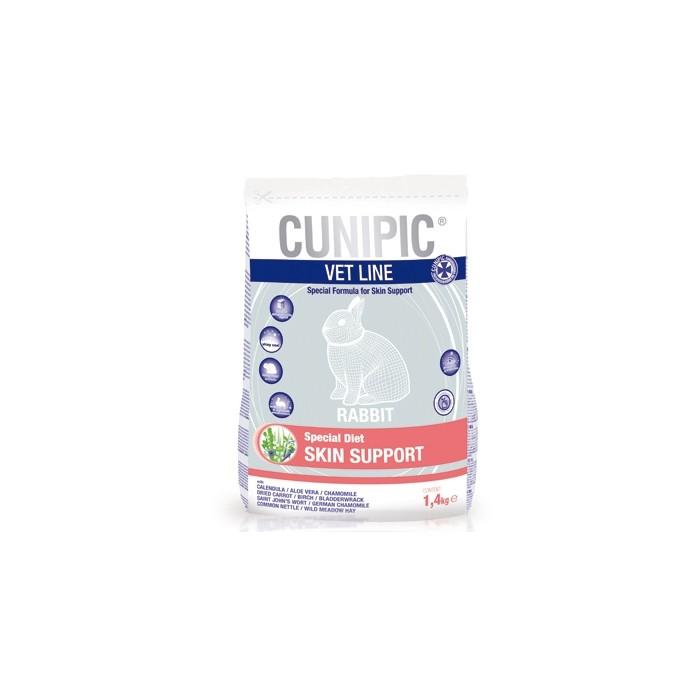 Aliment pour rongeur - Vet Line Skin Support pour rongeurs
