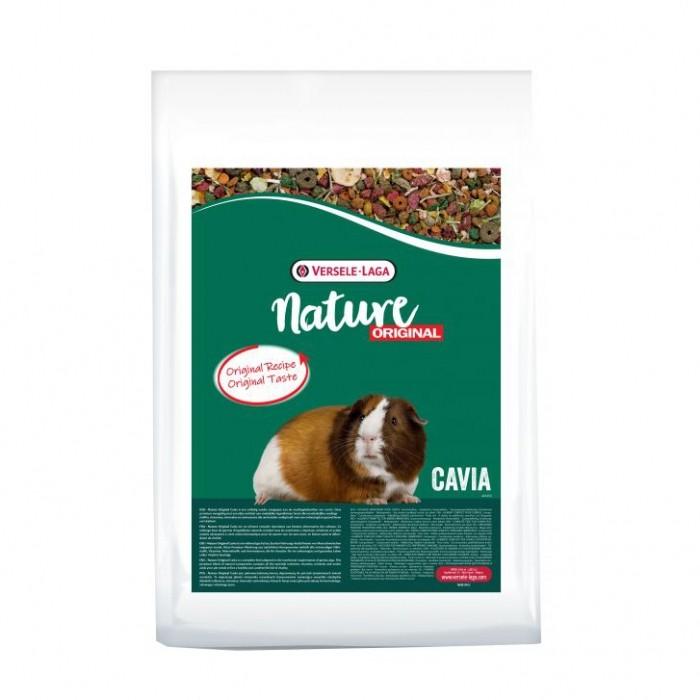 Aliment pour rongeur - Versele Laga Nature Cavia Original pour rongeurs