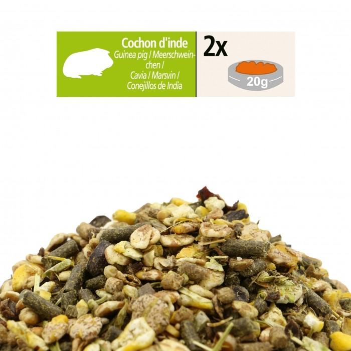 Aliment pour rongeur - Mix Cochon d'Inde pour rongeurs