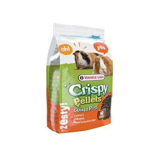 Aliment pour rongeur - Crispy pellets guinea pigs pour rongeurs