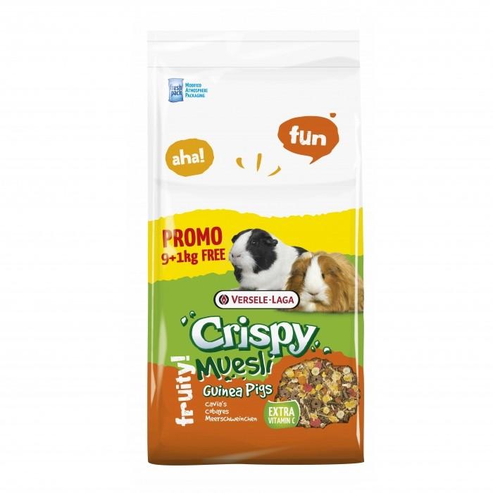 Crispy Muesli - Cobaye