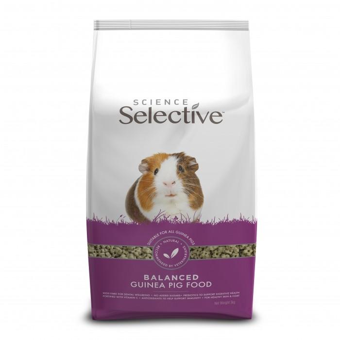 Aliment pour rongeur - Selective Cochon d'Inde pour rongeurs