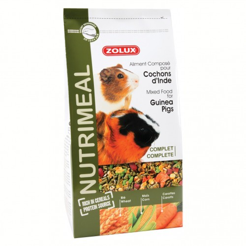 Aliment pour rongeur - Nutrimeal cochons d'inde pour rongeurs