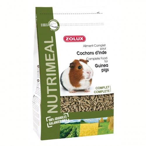 Aliment pour rongeur - Nutrimeal granulés cochons d'inde pour rongeurs