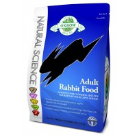 Aliment pour rongeur - Natural Science - Adult Lapin