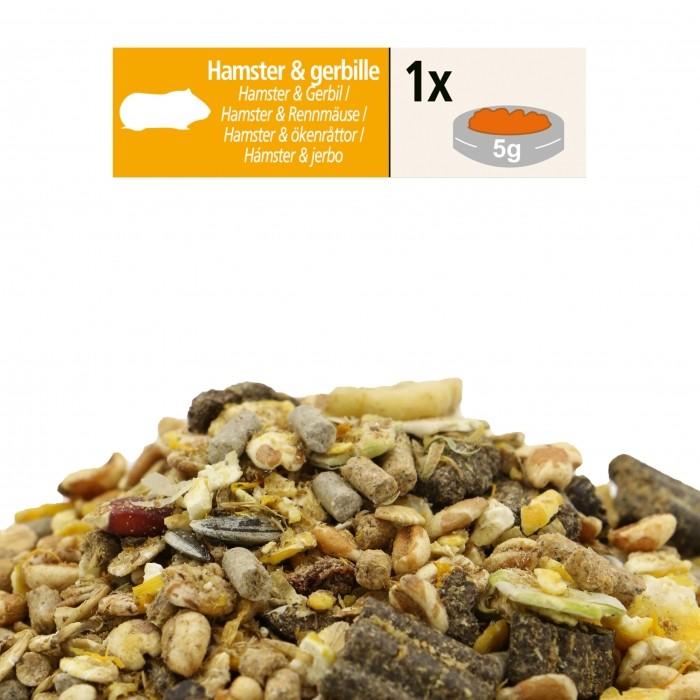 Aliment pour rongeur - Mix Hamster Gerbille pour rongeurs