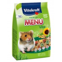 Aliment pour rongeur - Menu Premium Hamster